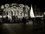 Carusel en la Plaza Mayor