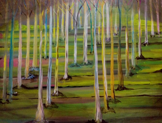 Birch Wood / abedules